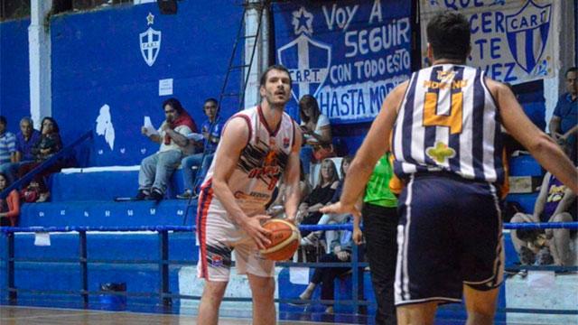 Olimpia perdió en Tala. (Foto: Prensa Olimpia)