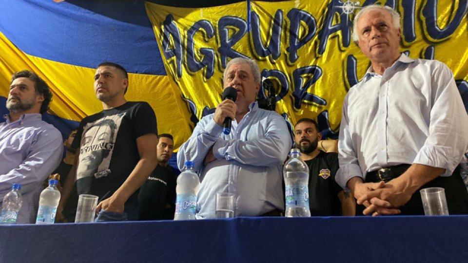 Ameal sentó posición sobre el conflicto en el fútbol argentino.