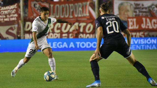 El Taladro derrotó al elenco de Avellaneda de visitante.