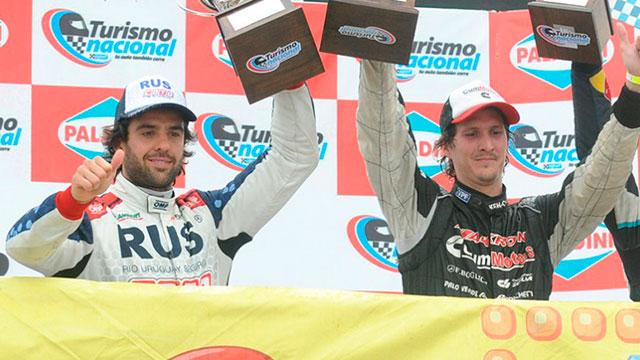 Urcera se llevó el título en la Clase 3 del Turismo Nacional.