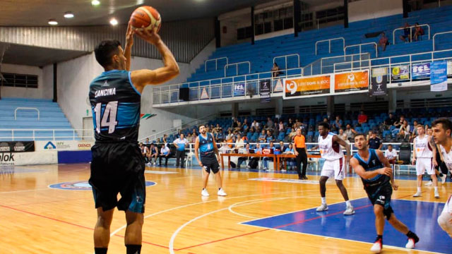 Echagüe sigue en ascenso: Le ganó a Salta Basket por la Liga Argentina.