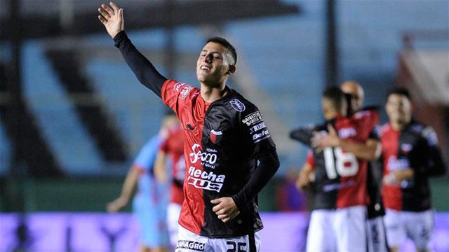 El Vialense Chancalay será titular en Colón.