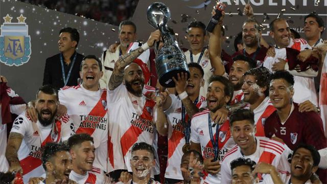 El Millonario sumó la tercera Copa Argentina de su historia.