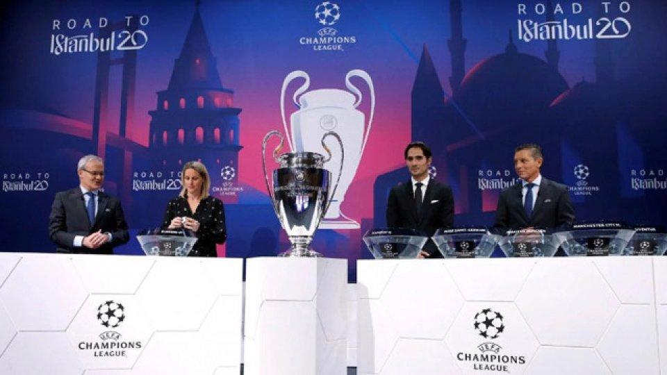 Se definieron los octavos de la Champions.