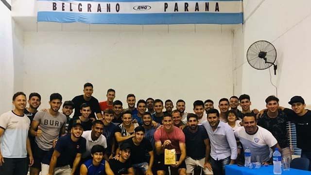 La entidad paranaense disputará el próximo Regional Amateur.