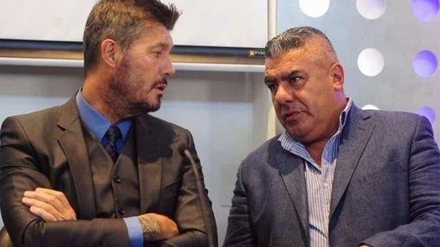 Tepia teme que el resto de los clubes se sumen al pedido de MArcelo Tinelli.