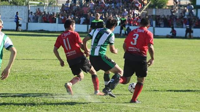 El Verde de Arroyito cerró la serie final con un global de 2 a 1 a su favor.