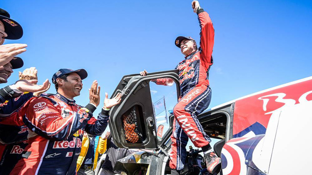 Carlos Sainz logró su tercer Dakar: Todos los campeones y el desempeño argentino
