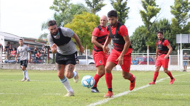 En La Capillita, Patronato fue goleado por Atlético Rafaela en el último amistoso