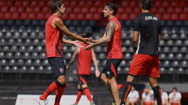 Colón cayó frente a Newell´s en un duelo preparatorio disputado en Rosario