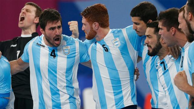 Los Gladiadores perdieron ante Qatar y no clasificaron a los Cuartos de Final