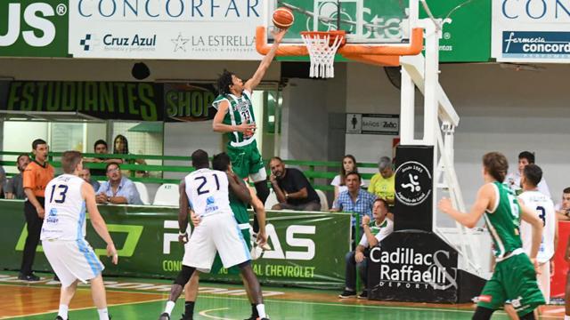 En el Gigante, el Verde regresó al triunfo.