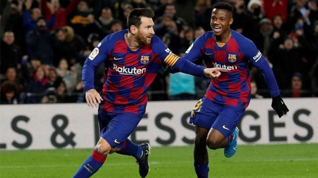 Con Lionel Messi, el 8 de junio vuelve La Liga Española.