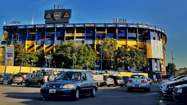 """La Bombonera, el estadio """"con más pasión del mundo"""", según una encuesta."""