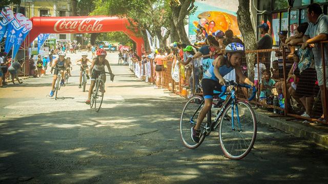 El triatlón tuvo su jornada de cierre.