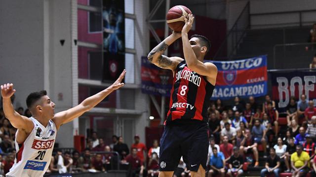 Luciano González fue determinante en el Cuervo.