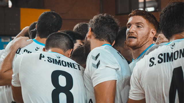 Los Gladiadores lograron la clasificación al Mundial de Egipto 2021