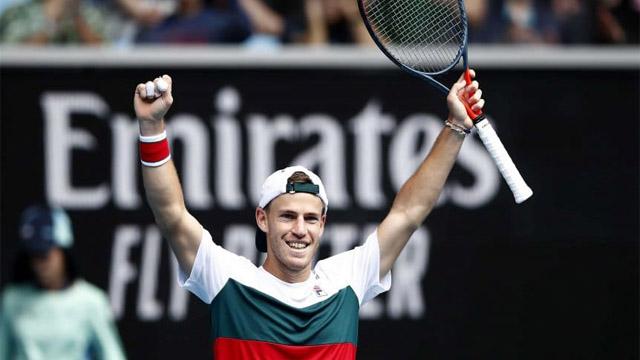 El Peque se impuso ante Lajovic y sigue adelante en el Australian Open.