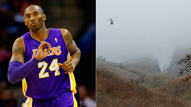 La muerte de Kobe Bryant: La neblina, posible causa del accidente