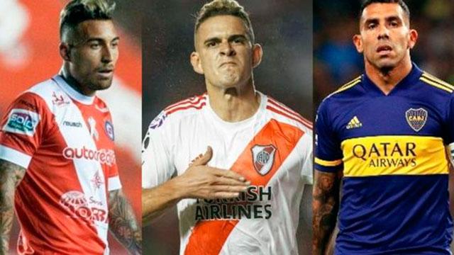 Superliga: A seis fechas del final, lo que les resta a los equipos que luchan por el título