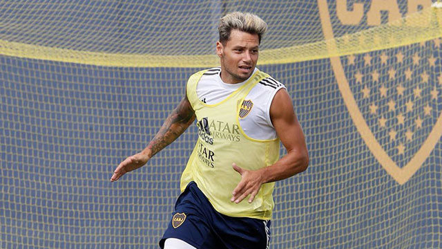 Se desgarró Mauro Zárate y estará dos semanas inactivo.