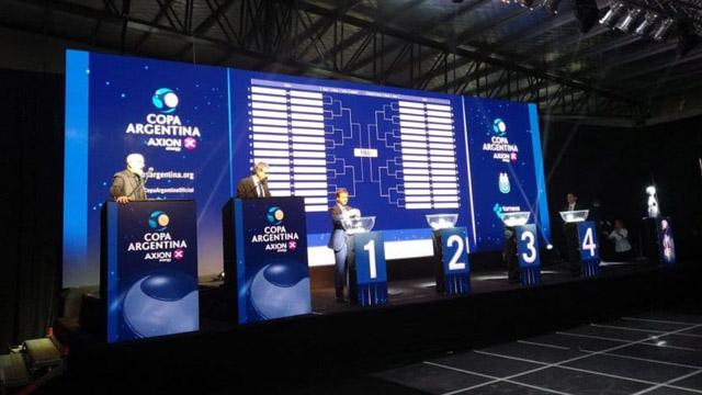 El sorteo definió las llaves del 32vos de Final del certamen integrador.