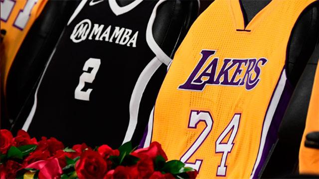 El juego de las estrellas será muy especial recordando a Kobe Bryant.