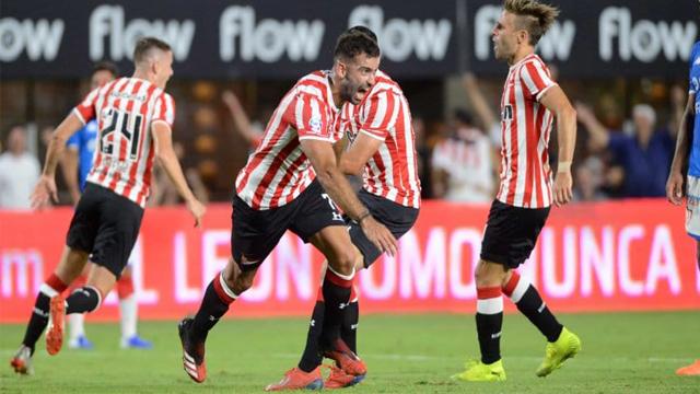 El Pincha sumó tres puntos claves para meterse en zona de Sudamericana.