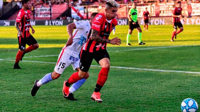 El Rojinegro reaccionó en la segunda parte y logró un empate ante el Arse.