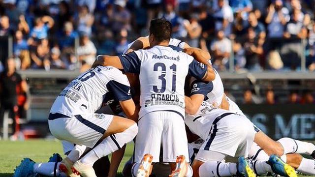 Gimnasia (LP) clasificó a los 16avos. de final de la Copa Argentina