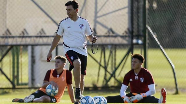 River: Ante Estudiantes, Gallardo repetirá el equipo para defender la punta