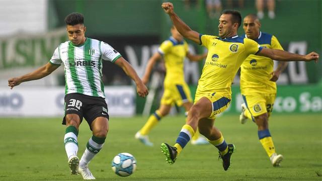 El Canalla no pudo acercarse a la zona de clasificación a la Libertadores.