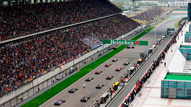 Rotunda decisión de la Fórmula 1 sobre la temporada 2020.