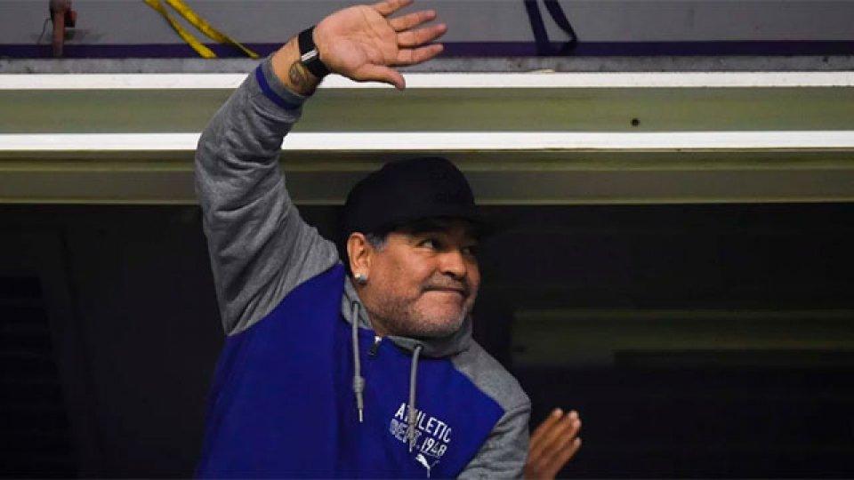 Boca al igual que Central no le hará un homenaje a Maradona.