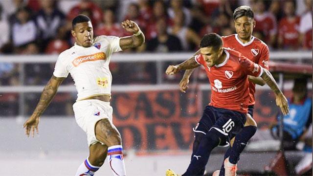 Independiente recuperó la calma con una victoria por la Copa Sudamericana.