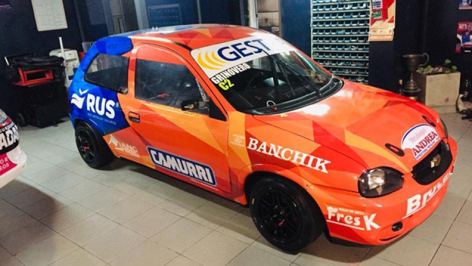 El piloto provincial encara una nueva temporada en la clase dos.