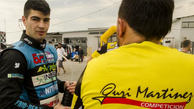 El piloto entrerriano apuesta fuerte nuevamente en el TC Pista.