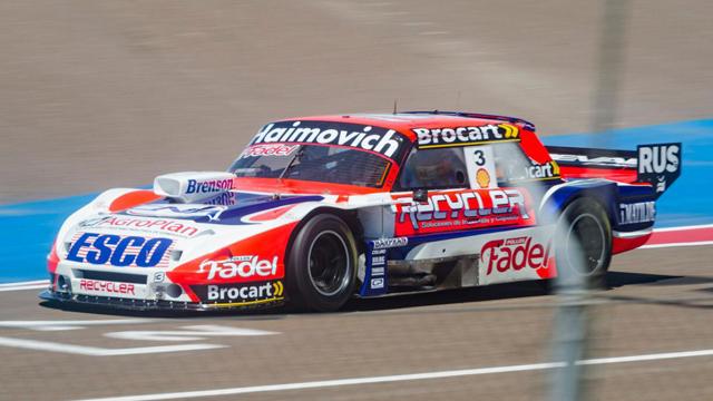 El piloto provincial tuvo un auspicioso inició en la primera clasificación.
