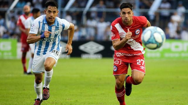 Los equipos argentinos tienen acción en las copas.