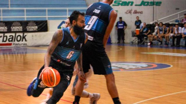 Echagüe regresó a la victoria en el Luis Butta. (Foto: Prensa AEC)