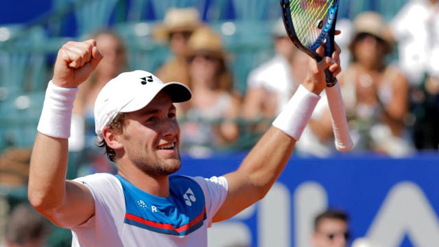 Casper Ruud ganó el Argentina Open.
