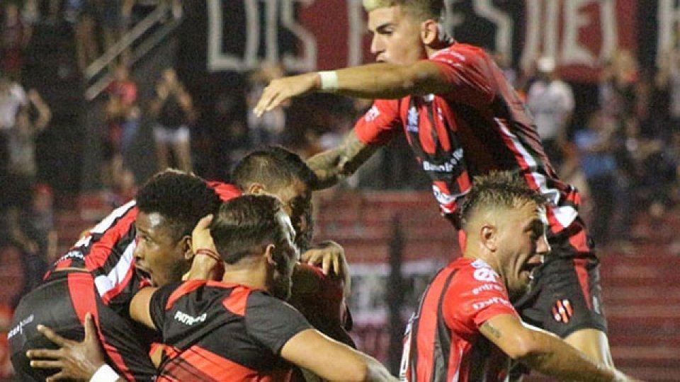 El Rojinegro va el viernes con Argentinos. (Foto: Prensa Patronato)