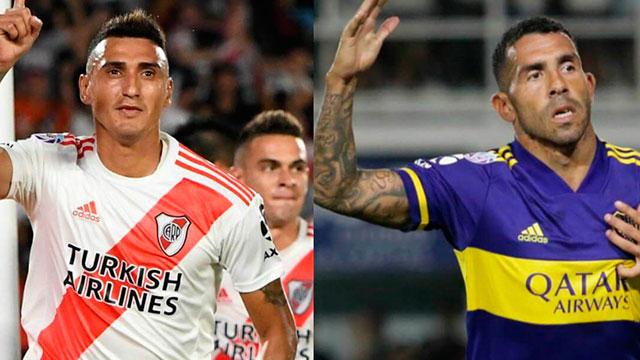 A tres fechas del final: el camino de River y Boca para quedarse con la Superliga