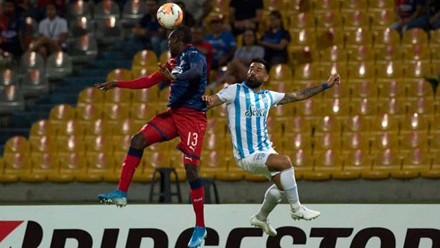 Atlético Tucumán cayó por la mínima en Colombia.