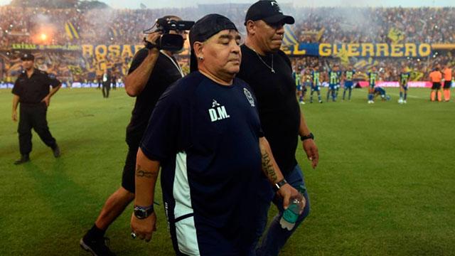 Maradona regresa a la Bombonera y Boca refuerza la seguridad.