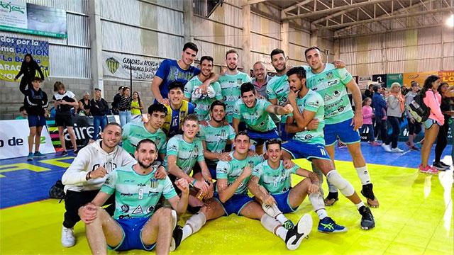 Contundente victoria de Paracao por el Torneo Argentino de Clubes.