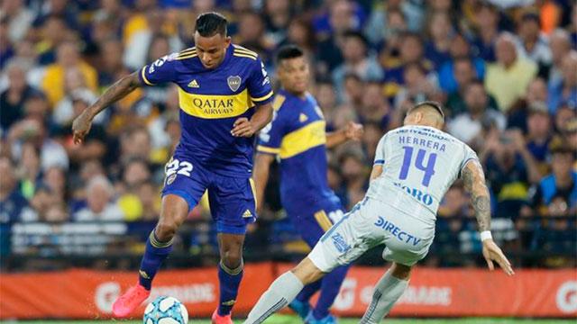 Superliga: Con un golazo de Tevez, Boca le gana a Godoy Cruz y alcanza la cima