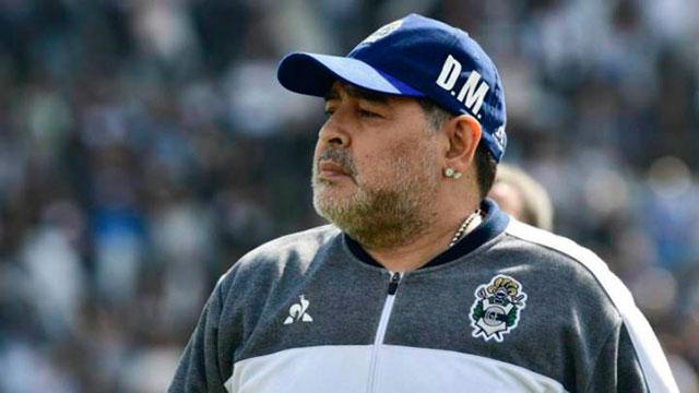 Maradona y su homenaje en La Bombonera: