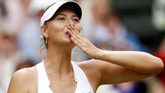 Sharapova se retira del tenis.