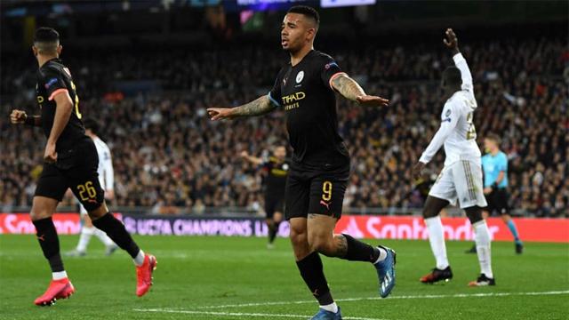 Machester City se hizo fuerte en España y venció al Real Madrid
